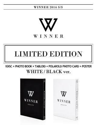 위너 (WINNER) - WINNER DEBUT ALBUM [2014 S/S]