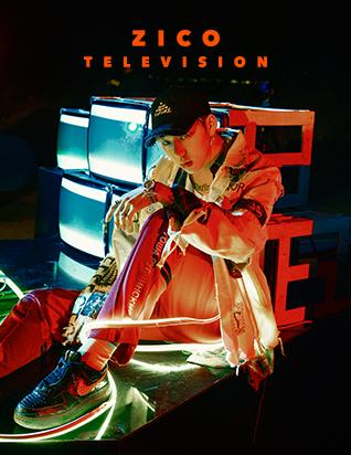 지코 (ZICO) - TELEVISION (2ND 미니앨범)