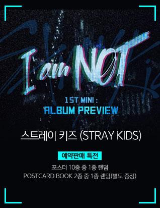 스트레이 키즈 (STRAY KIDS) - I AM NOT