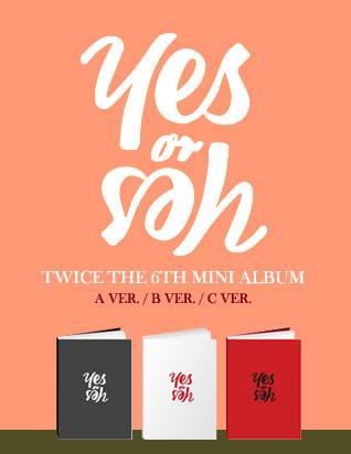 트와이스 (TWICE) - YES OR YES (6TH 미니앨범)