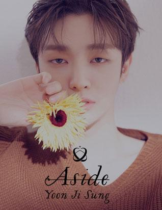 윤지성 - ASIDE (1ST 미니앨범)