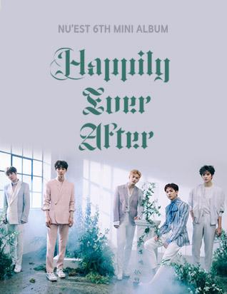 뉴이스트 - HAPPILY EVER AFTER (6TH 미니앨범)