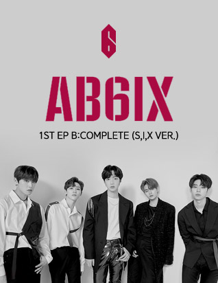 AB6IX (에이비식스) - B:COMPLETE (1ST EP)