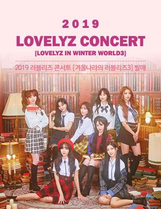 러블리즈 - 2019 LOVELYZ CONCERT [겨울나라의 러블리즈 3]
