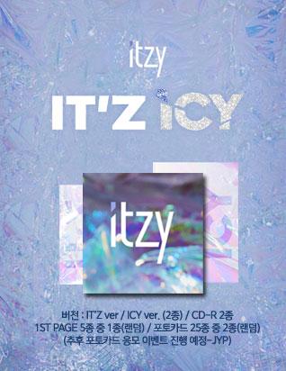 있지 (ITZY) - IT'Z ICY