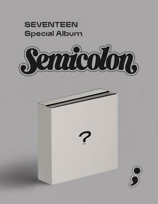 세븐틴 - ; [SEMICOLON] 스페셜 앨범