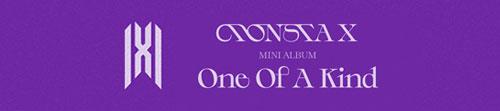 몬스타엑스 (MONSTA X) - ONE OF A KIND (미니 9집)