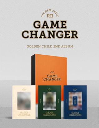 골든차일드 (GOLDEN CHILD) - 2집 [GAME CHANGER]