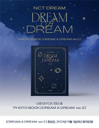 NCT DREAM PHOTO BOOK [DREAM A DREAM ver.2] 7종