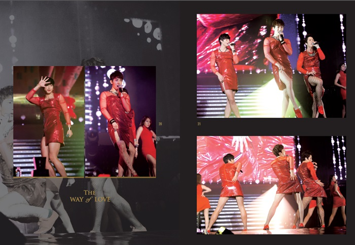 [2AM] Live DVD (The Way of Love in Seoul)+Photo Book