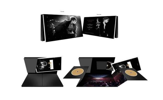 [KIM JAE JOONG] Live DVD (2013 AASIA TOUR CONCERT IN JAPAN)+Limited Mini poster