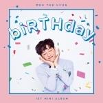 노태현 - BIRTHDAY (미니앨범)