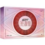 (DVD) 갓세븐 (GOT7) - GOT7 2018 WORLD TOUR [EYES ON YOU] DVD (3 DISC) <아웃슬리브 + 포토북 96P + 렌티큘러 스티커 1EA + 포토카드>