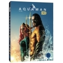 아쿠아맨 (2 DISC) <2D + 3D 블루레이, 초도한정 오링케이스>