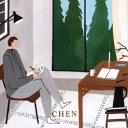 [FLOWER]첸 (CHEN) - 사월, 그리고 꽃 (1ST 미니앨범) FLOWER VER.