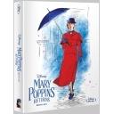 메리 포핀스 리턴즈 (1 DISC) <블루레이 스틸북 한정판>