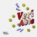 베리베리 (VERIVERY) - VERI-ABLE (2ND 미니앨범) DIY VER.