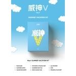 웨이션브이 (WAYV) - 2019 WAYV SUMMER VACATION KIT [신나라 단독 특전_폴라로이드(멤버별/랜덤 증정)