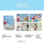 NCT 127 - 2019 NCT 127 SUMMER VACATION KIT ★신나라 단독 특전_폴라로이드 (랜덤 2종 증정)★