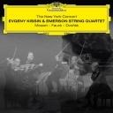 예브게니 키신& 에머슨 스트링 콰르텟 - 뉴욕 콘서트 : 모차르트 & 포레 & 드보르작 [2CD]