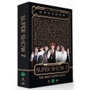 슈퍼주니어 - SUPER SHOW 7 DVD (2 DISC) <스페셜 컬러 엽서형 포토북 + 초도 한정 포토 카드 8장>