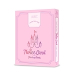 트와이스 (TWICE) - TWICE 2ND TOUR [TWICELAND ZONE 2:FANTASY PARK] DVD (3 DISC) < 아웃슬리브 + 포토북 144P + 포토카드 1SET 9EA >