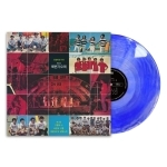 제1회 해변가요제 (LP) 투명 블루 스모킹 컬러반