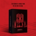(DVD) 몬스타엑스 (MONSTA X) - 2019 MONSTA X WORLD TOUR [WE ARE HERE] IN SEOUL DVD (3 DISC)