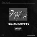 스트레이 키즈 (STRAY KIDS) - CLE : LEVANTER (한정반)