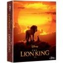라이온 킹 : 에니메이션 + 라이브액션 (2 DISC) <블루레이>