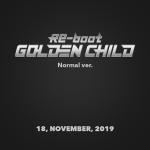 골든차일드 (GOLDEN CHILD) - 1집 [RE-BOOT] NORMAL VER.