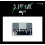 갓세븐 (GOT7) - 캐시비 교통카드 (단체 VER.)
