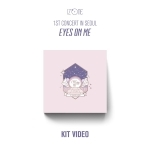 아이즈원 - 1ST CONCERT IN SEOUL [EYES ON ME] 키트비디오
