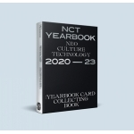NCT (엔시티) - NCT YEARBOOK - CARD COLLECTING BOOK