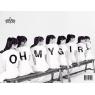 오마이걸 (OH MY GIRL) - OH MY GIRL (1ST 미니앨범) [재발매]