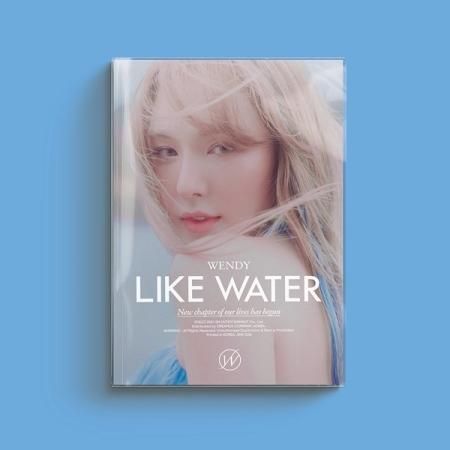 웬디 - Like Wate (1ST 미니앨범) (Photo Book Ver.)