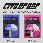 온앤오프 (ONF) - CITY OF ONF (리패키지 앨범) (CITY + ONF ver.)