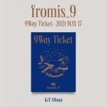 프로미스나인 (FROMIS_9) - 9 WAY TICKET (키트앨범)