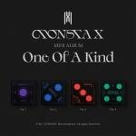 몬스타엑스 (MONSTA X) - One Of A Kind  (VER.1 + 2 + 3 + 4 = SET)