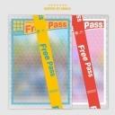 (세트/쇼케이스)드리핀 (DRIPPIN) - Free Pass (1ST 싱글앨범) (A + B VER.)