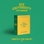 몬스타엑스 (MONSTA X) - MONSTA X 2021 FAN-CONCERT [MX UNIVERSITY] DVD (4 DISC)
