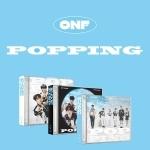 온앤오프 (ONF) - POPPING (SUMMER POPUP ALBUM) [38'C ver. + 12'C ver. + 10'C ver.]