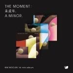 김우진 - The moment : 未成年, A MINOR. (1ST 미니앨범) (A+B+C Ver.)