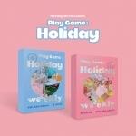 위클리 (Weeekly) - Play Game:Holiday (4ND 미니앨범) (E world + M world ver.)