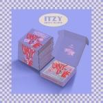 있지 (ITZY) - The 1st Album CRAZY IN LOVE [커버6종중 랜덤] [신나라특전 폴라로이드포토카드 5종중1종]