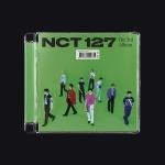 NCT 127 - 3집 [Sticker] (Jewel Case Ver.) [커버10종 중 랜덤]