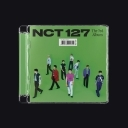 (Jewel Case)NCT 127 - 3집 [Sticker] (Jewel Case Ver.) [커버10종 중 랜덤]