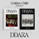 (세트)골든차일드 (GOLDEN CHILD) - 2집 리패키지 [DDARA] (A + B ver.)