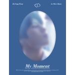 하성운 - MY MOMENT (1ST 미니앨범) [Daily ver.]