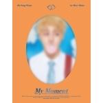 하성운 - MY MOMENT (1ST 미니앨범) [Dream ver.]